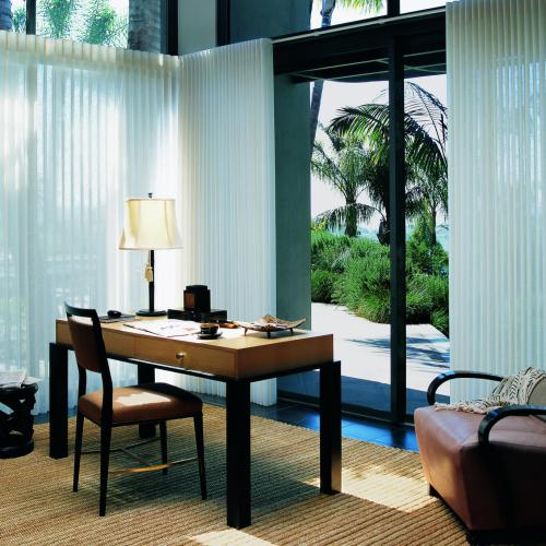 Luminette Privacy Sheers Hunter Douglas